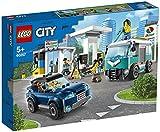 LEGO 60257 City Nitro Wheels Tankstelle