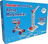 fischertechnik 559885 Profi Modellbaukasten Retro Mechanics-das Mechanik, Grundlagen der Technik zu...