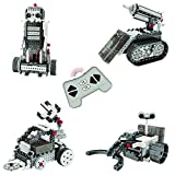 Think Gizmos Ingenious Machines Mondforscher-Set - Roboter Kinder Spielzeug - Roboter Bausatz- 4...