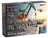 fischertechnik 536618 Konstruktionsspielzeug Universal Starter - das Bauset für junge Konstrukteure...