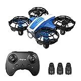 Holyton Mini Drohne HS330 für Kinder RC Quadrocopter ferngesteuert mit 3 Akkus Lange...