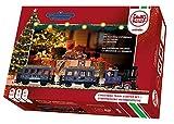 LGB – Startset Weihnachtszug 230 Volt  – allwettertaugliche Gartenbahn, Oldtimerzug,...